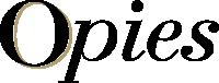 Opies Logo